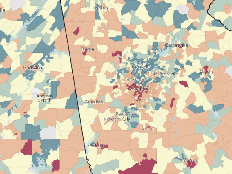 link to incarceration by census tract map
